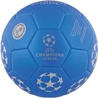 Bal Champions League leer groot blauw