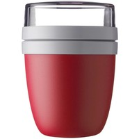 Lunchpot Mepal Ellipse nordic rood
