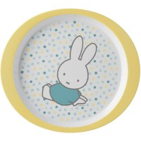 Plat bord Nijntje Mepal: confetti
