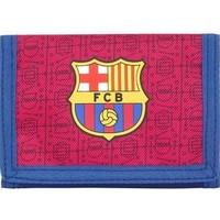 Portemonnee barcelona rood/blauw