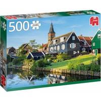 Puzzel Marken Nederland: 500 stukjes