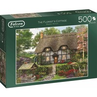 Puzzel Falcon: The Florist's Cottage 500 stukjes