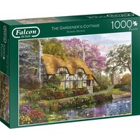 Puzzel Falcon: The Gardener`s Cottage 1000 stukjes