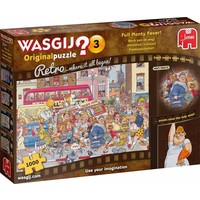 Puzzel Wasgij Retro Original 03: 1000 stukjes
