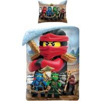 Dekbed Lego Ninjago group
