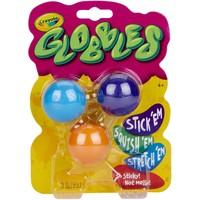 Globbles Crayola: 3 stuks