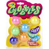 Globbles Crayola: 6 stuks