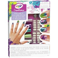 Creations Metallic Nagellak Set Crayola