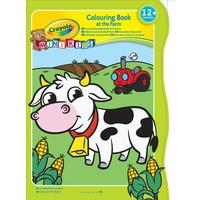 Kleurboek Crayola