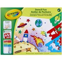 Knutselset Sjablonen Crayola: Varia