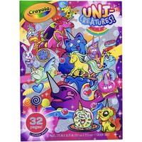 Kleurboek Uni-Creatures Crayola