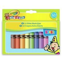 Dikke wasco`s Bumba Crayola 12 stuks