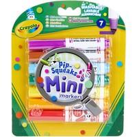 Mini Afwasbare Viltstiften Crayola: 7 stuks