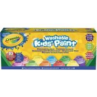 Verfpotjes special Crayola: 10 stuks