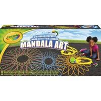 Stoepkrijt Mandala Crayola