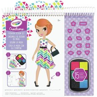 Creations Fashion Design Set Crayola