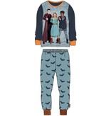 Nachtwacht Pyjama Nachtwacht vleermuis