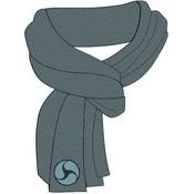 Sjaal Nachtwacht roos