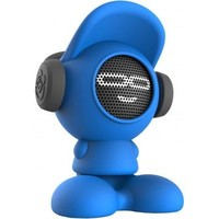 Beat Dude iDance Bluetooth Speaker blauw