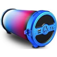 Cyclone 300 iDance Bluetooth Speaker blauw