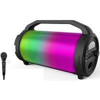 Cyclone 400 iDance Bluetooth Speaker: zwart
