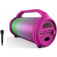 Cyclone 400 iDance Bluetooth Speaker: roze