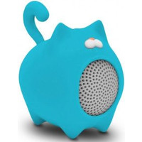 Cuty Cat iDance Bluetooth Speaker blauw