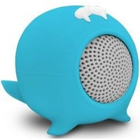 Cuty Sealion iDance Bluetooth Speaker blauw