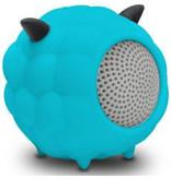 iDance Cuty Sheep iDance Bluetooth Speaker blauw