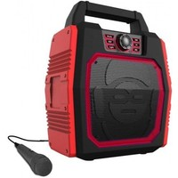 Party Box Blaster iDance rood