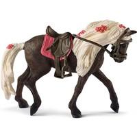 Schleich Rockie Mountain Merrie Paardenshow 42469 - Paard Speelfiguur - Horse Club - 8,2 x 18 x 15 cm