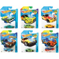 Colour Shifters 1:64 Hotwheels