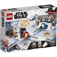 Action Battle Aanval op de Hoth Generator Lego