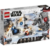 Action Battle Verdediging van Echo Base Lego