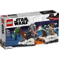 Duel op de Starkiller basis Lego