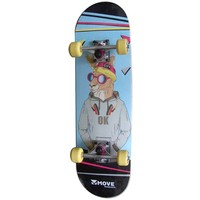 Skateboard Black Hole Move: Skippy 71 cm/ABEC7