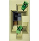 Minecraft Badlaken Minecraft: 70x140 cm