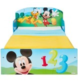 Mickey Mouse Mickey Mouse Peuterbed 143x77x43 cm