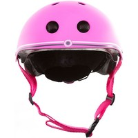 Helm Globber kids: roze