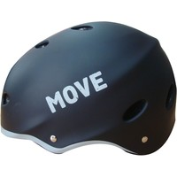 Helm Move kids: Brain zwart
