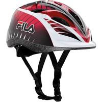 Helm Fila kids: rood