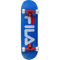 Skateboard Fila double: Blue 79 cm/ABEC7