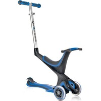 Step Globber kids: Evo Comfort 5-in-1 blauw