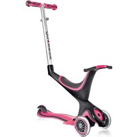 Step Globber kids: Evo Comfort 5-in-1 roze