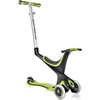 Step Globber kids: Evo Comfort 5-in-1 groen