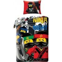 Dekbed Lego Ninjago Ninja night