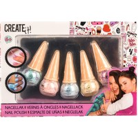 Nagellak icecream Create It set van 5