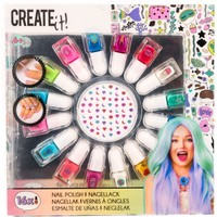 Nagellak set Create It met vijl 16-delig