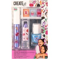 Make-up set Create It 4-delig