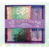 Magic Sequin Journal Gift Set Crayola